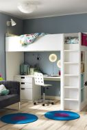 Awesome Cool Loft Bed Design Ideas and Inspirations 76