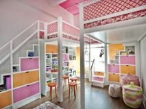 Awesome Cool Loft Bed Design Ideas and Inspirations 89