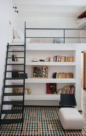 Awesome Cool Loft Bed Design Ideas and Inspirations 92