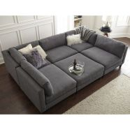 Cool Modular and Convertible Sofa Design for Small Living Room 25
