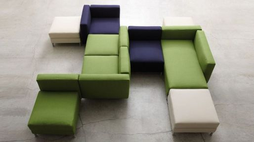 Cool Modular and Convertible Sofa Design for Small Living Room 28