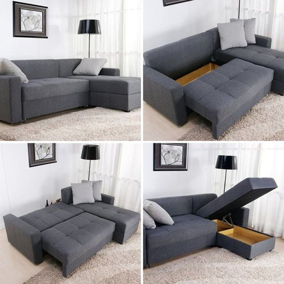 Cool Modular and Convertible Sofa Design for Small Living ...