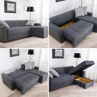 Cool Modular and Convertible Sofa for Small Living Room ...