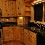 Elegant Kitchen Light Cabinets with Dark Countertops 61