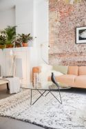 Fascinating Exposed Brick Wall for Living Room 48