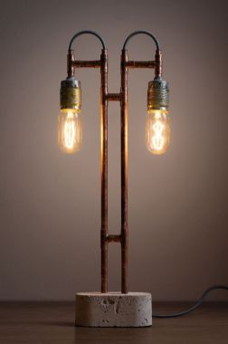 Fascinating Industrial Floor Lamp for Home Decorations 10