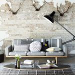 Fascinating Industrial Floor Lamp for Home Decorations 53
