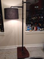 Fascinating Industrial Floor Lamp for Home Decorations 60
