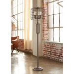 Fascinating Industrial Floor Lamp for Home Decorations 66
