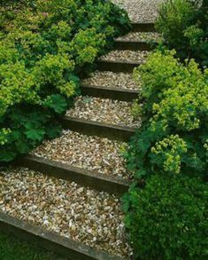 That is How to Make Garden Steps on a Slope 41