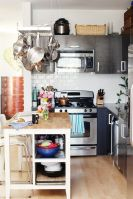 50 Ideas How to Make Small Kitchen for Apartment 36