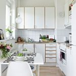 50 Ideas How to Make Small Kitchen for Apartment 42