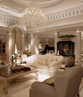 50 Magnificent Luxury Living Room Designs 37
