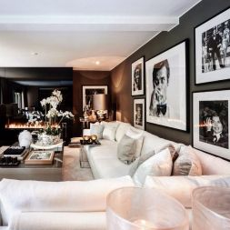 50 Magnificent Luxury Living Room Designs 8