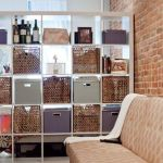 80 Incredible Room Dividers and Separators With Selves Ideas 16