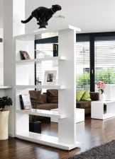 80 Incredible Room Dividers and Separators With Selves Ideas 22