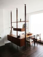 80 Incredible Room Dividers and Separators With Selves Ideas 36