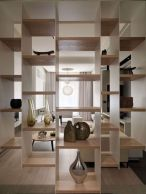 80 Incredible Room Dividers and Separators With Selves Ideas 37