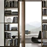 80 Incredible Room Dividers and Separators With Selves Ideas 46