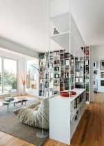 80 Incredible Room Dividers and Separators With Selves Ideas 49