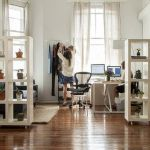 80 Incredible Room Dividers and Separators With Selves Ideas 74