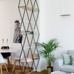 80 Incredible Room Dividers and Separators With Selves Ideas 79