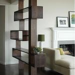 80 Incredible Room Dividers and Separators With Selves Ideas 8