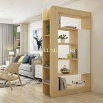 80 Incredible Room Dividers and Separators With Selves Ideas 9