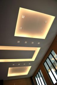 Modern and Contemporary Ceiling Design for Home Interior 16