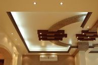 Modern and Contemporary Ceiling Design for Home Interior 30