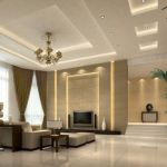 Modern and Contemporary Ceiling Design for Home Interior 39