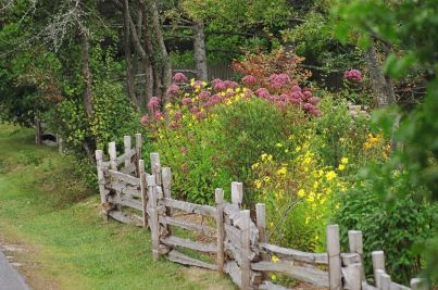 50 Rustic Backyard Garden Decorations 34