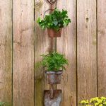50 Rustic Backyard Garden Decorations 5