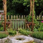 50 Rustic Backyard Garden Decorations 58
