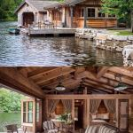 Amazing Cabins and Cottages from over the World 41