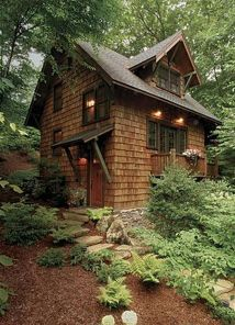 Amazing Cabins and Cottages from over the World 9
