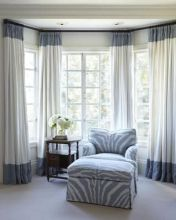 Beauty and Elegant White Curtain for Bedroom and Living Room 10