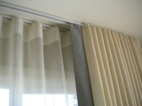 Beauty and Elegant White Curtain for Bedroom and Living Room 12
