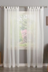 Beauty and Elegant White Curtain for Bedroom and Living Room 29