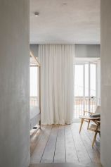 Beauty and Elegant White Curtain for Bedroom and Living Room 31