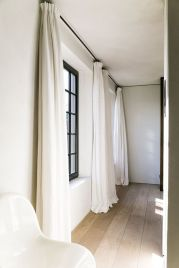 Beauty and Elegant White Curtain for Bedroom and Living Room 38