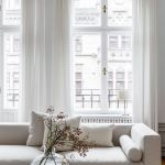 Beauty And Elegant White Curtain For Bedroom And Living Room 42 Hoommy Com