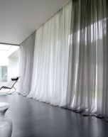Beauty and Elegant White Curtain for Bedroom and Living Room 50