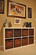 Brilliant House Organizations and Storage Hacks Ideas 10