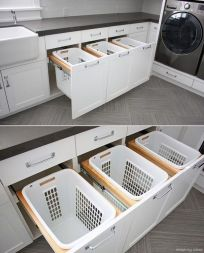Brilliant House Organizations and Storage Hacks Ideas 21
