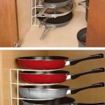 Brilliant House Organizations and Storage Hacks Ideas 59