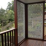 Cool Privacy Fence Wooden Design for Backyard 66
