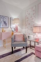 Cozy and Colorful Pastel Living Room Interior Style 11