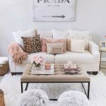 Cozy and Colorful Pastel Living Room Interior Style 34