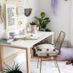 Inspiring Simple Work Desk Decorations and Setup 71